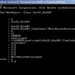 Leistungsindex Windows 8