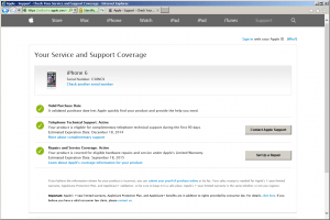 Apple Coverage