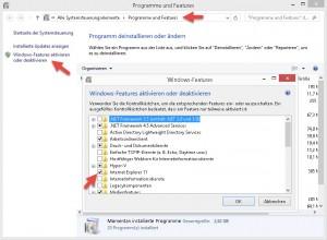 Internet Explorer 11 deaktivieren