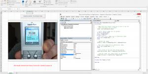 SnapShot mit Excel