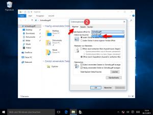 Windows 10 Explorer Allgemein Dieser PC