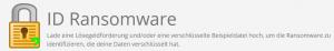 ID Ransomware