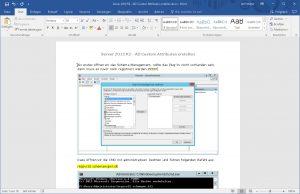 Word Dokument Passwort entfernt