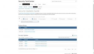 microsoft-security-techcenter