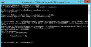 WMI Namespace