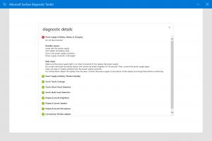 Surface 4 Diagnostic Details