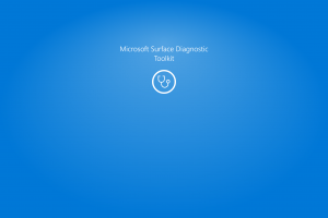 Surface Diagnostic Tool Start
