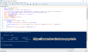 Windows Event Mailer