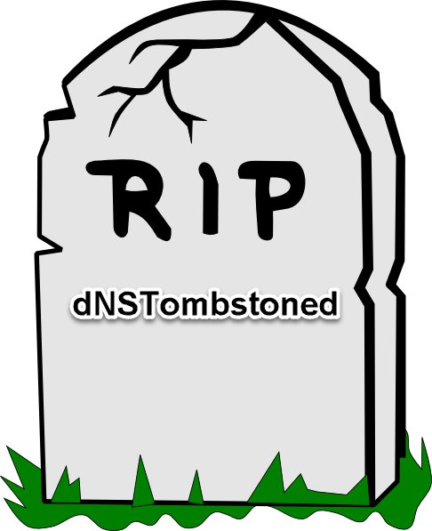 dNSTombstoned
