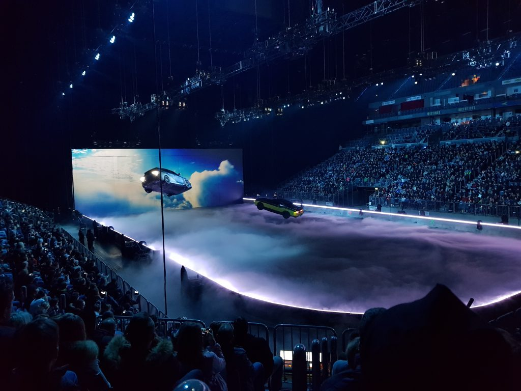 Fast Furious Live Flying Cars