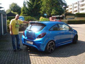 NDSEDV Opel Corsa D OPC