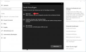 Windows Bose be quiet 35 Bluetooth Gerät hinzufügen