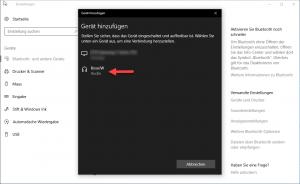 Windows Bose be quiet 35 Bluetooth Verbindung herstellen