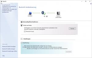 Windows Bose be quiet 35 II Bluetooth Gerätesteuerung