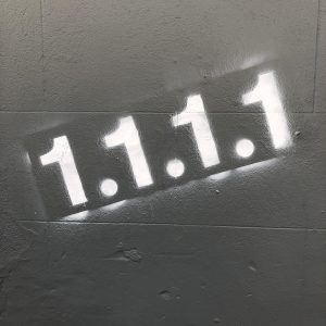 Cloudflare1 1 1 1