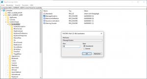 Windows 10 Message Duration