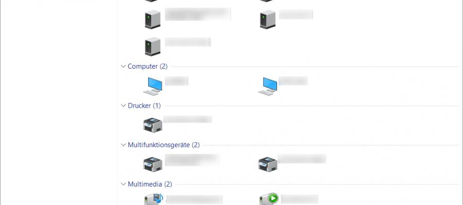 Windows 10 Version 1803 Datei Explorer erkennt keine Geräte oder Dateifreigaben