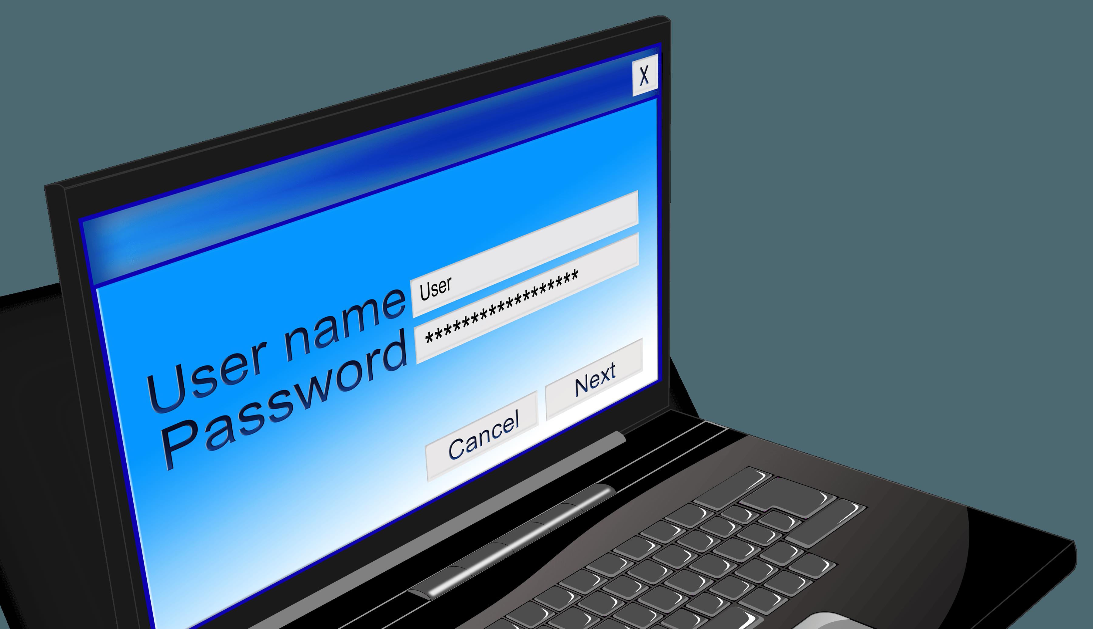 Windows Passwörter und damit die Computer und das Netzwerk schützen