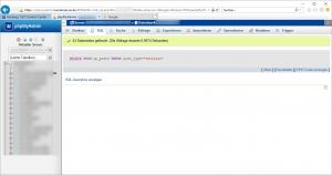 Wordpress Datenbank bereinigen Revisionen