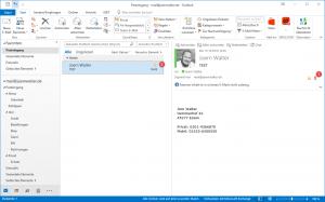 E Mail SMIME signiert und verschlüsselt