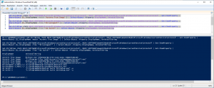Powershell Uninstall String finden