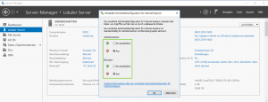Disable Internet Explorer Enhanced Security for Admins
