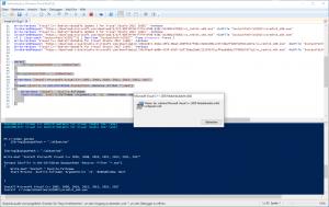 Powershell Install Microsoft Visual C++ Redistributable