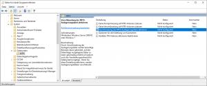 Aktivieren der Dateiverschlüsselung für den virtuellen Speicher