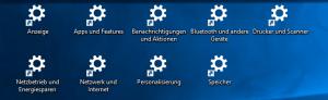 Wichtige Desktop-Verknüpfungen