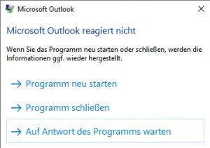 Outlook Aufgezeichnete Unterhaltungen doppelt