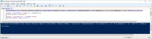 Powershell Dateistruktur exportieren