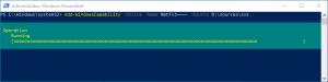 Powershell Install .Net Framework v3.5