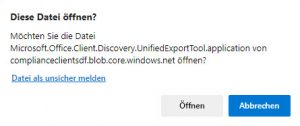 Microsoft.Office.Client.Discovery.UnifiedExportTool