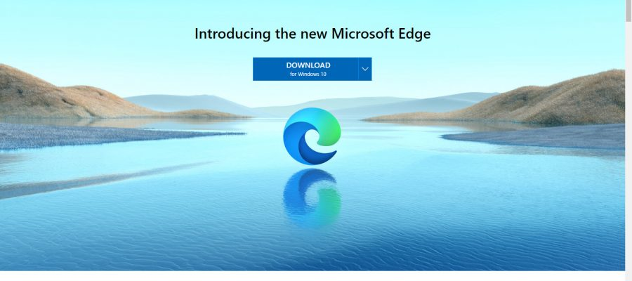Microsoft Edge for Windows 10 is available for download