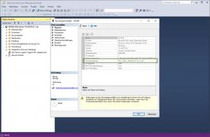 SQL Serversortierung ändern