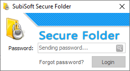 SubiSoft Password Reset