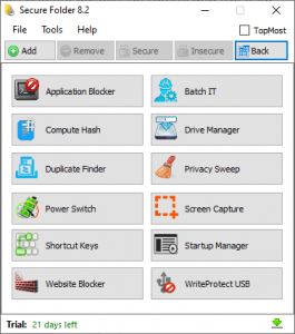 SubiSoft software tools