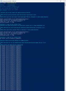 Windows Ereignisanzeige für Audits und Security Monitoring per PowerShell-Tool konfigurieren