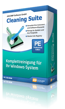 Ascomp Cleaning Suite Pro