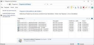 Download Microsoft Visual C++ Redistributable (Alle Versionen)