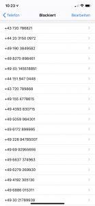 Unerlaubte Telefonwerbung Cold Call