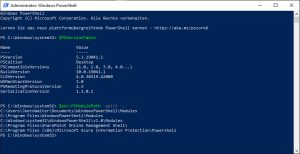 Query Powershell Module Path