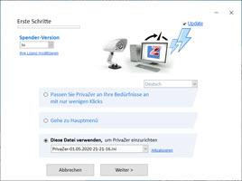 Securely delete PrivaZer files
