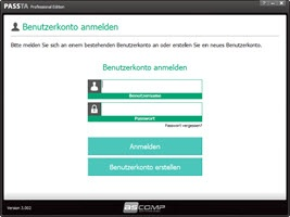 Ascomp Passta - Kennwort Manager