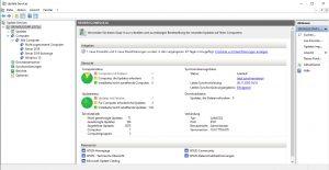WSUS Update Service