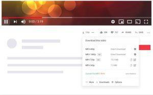 noTube Browser PlugIn