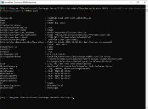 Kerberos Deployment prüfen