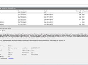 DNS Global Query Block List WPAD