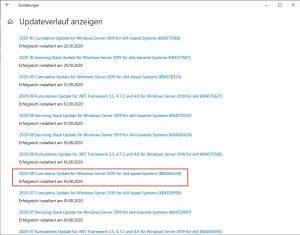 Cumulative-Update-KB4565349