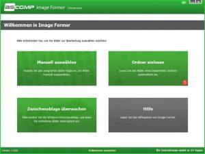 Schnelles und einfaches Stapelverarbeiten und Konvertieren von Bildern